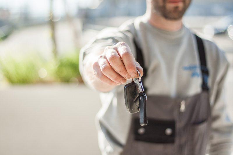 Försäkra bil vid köp